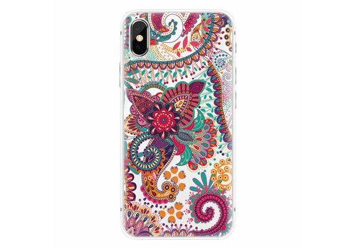 Cases We Love iPhone X Paisley Paradise