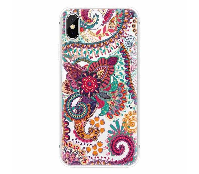 iPhone X Paisley Paradise