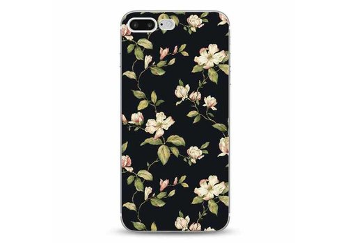 Apple iPhone 7 Plus / 8 Plus Floral Black