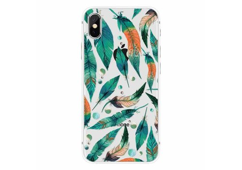 Cases We Love iPhone X Indian Feathers