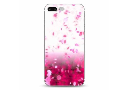 Apple iPhone 7 Plus / 8 Plus Pink Rain Cherry Blossom