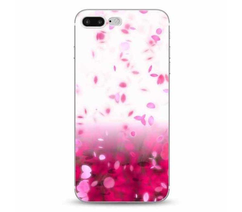 iPhone 7 Plus / 8 Plus Pink Rain Cherry Blossom