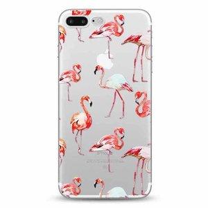 Cases We Love iPhone 7 Plus / 8 Plus Tropical Bird