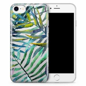 Cases We Love iPhone 7/8 Aloha Summer Green Leaves