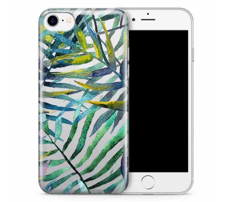 iPhone 7/8 Aloha Summer Green Leaves