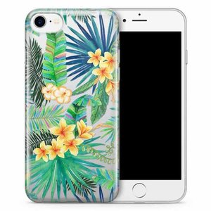 Cases We Love iPhone 7/8 Exotic Flower