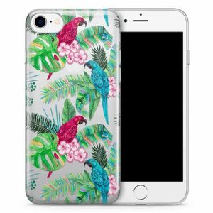 Cases We Love iPhone 7/8 Peacock Floral