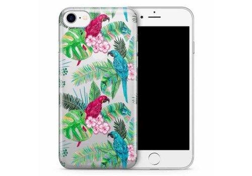 CWL iPhone 7/8 Peacock Floral
