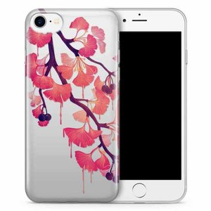 Cases We Love iPhone 7/8 Red Blossom