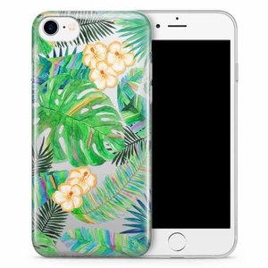 Cases We Love iPhone 7/8 Tropical Leaves