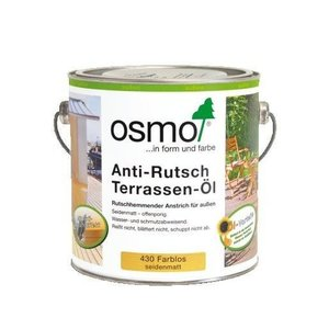 Osmo Buitenhout 430 UV Anti-Slip Terra Oil