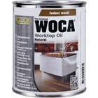 Woca Worktop oil Natural or WHITE (click here for the color)