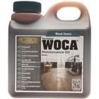 Woca Maintenance Oil BROWN 1 Ltr NOUVEAU!