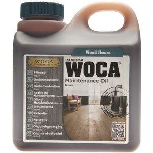 Woca Mantenimiento aceite marrón 1 LTR NUEVO!