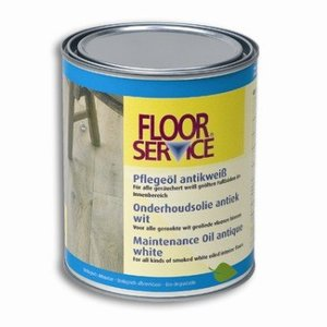 Floorservice Couleur Entretien huile ANTIQUE BLANC 1 Ltr