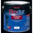 Evert Koning Ekodur Exterior Gloss WHITE (click here for the content)