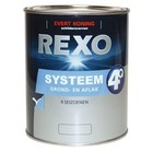 Evert Koning Rexo 4Q System Ground / Topcoat WHITE