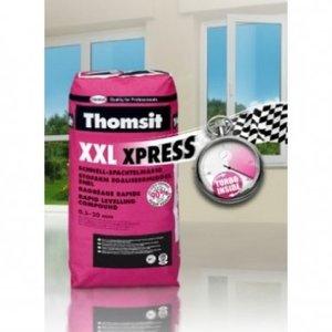 Thomsit XXL Express Nivelación libre de polvo 25 kg