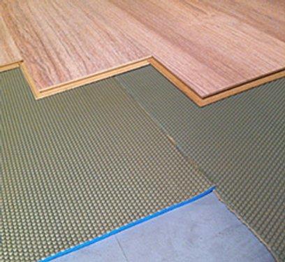 Blue Floor 3mm Laminate Underlay Per Roll Of 15m2 Tisasite