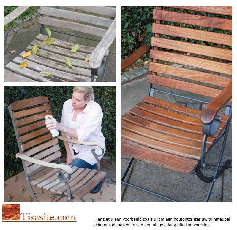 Auro 811 Limpiador de muebles de jardín - Tisasite.com