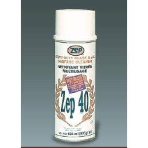Zep 40 Verre Cleaner ACTION