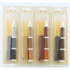 Fixx Products Kleurstiften Donkerbruin/Zwart (Hout)