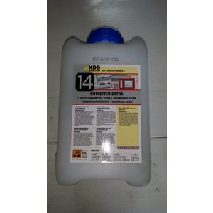 Zep KDS NR 14 Powerful Degreaser content 5 Ltr (SUPER ACTION)