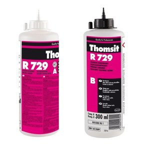 Thomsit R729 Cast resin 2K Screed Repair