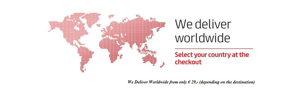 Worldwide Shipping, We ship Worldwide 24/7