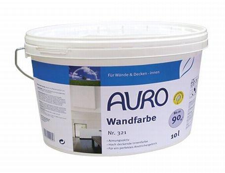 Auro 321 muurverf porseleinwit wit klik hier om de inhoud for Action muurverf