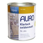 Auro 261 Silk Matt lacquer Transparent
