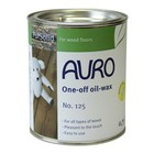 Auro 125 Once oil - wax (click here for the contents)