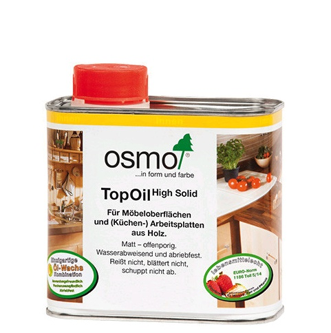 Osmo top huile plan de travail de l 39 huile direct - Huile de lin plan de travail ...