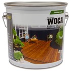 Woca Oil for Exterior Russet Terrace, Furniture, Log Cabin etc.