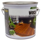 Woca Exterior Oil SALT GREEN for Terrace, Furniture, Log Cabin etc.