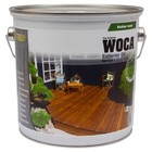 Woca Oil for exterior IVORY Terrace, Furniture, Log Cabin etc.