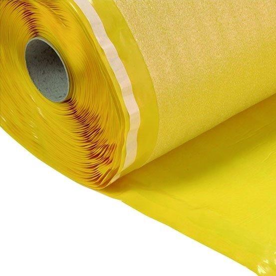 Spemi Yellow 2mm Base Underfloor Roll Of 15m2 Tisasite Com