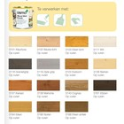 Osmo Wood Wax Finish Transparent 3111.3164 etc. Click here for options