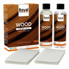 Oranje Polish Matt Wood Care Kit + Cleaner 2x250ml