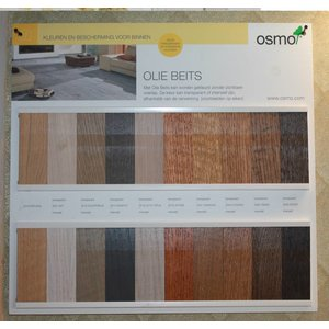 Osmo Oil Stain 3500 series (choose your color) NEW