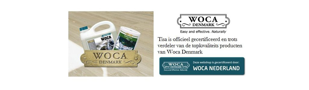 Woca Sfeerbeeld, Wij zijn exclusief Woca Dealer met alles voor Terras vloer en meubel