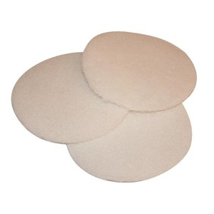 Tisa-Line Boen Pads 6 inch for more schijfs boenmachine, Festool etc (Set of 3 pieces)