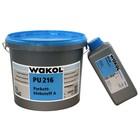 Wakol Adhesivo para parquet 2k PU 216 (6.9 kilo incl. Más duro)