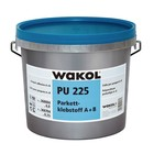 Wakol Parquet Adhesivo 2K PU 225 (6,9 kg incl. Endurecedor)