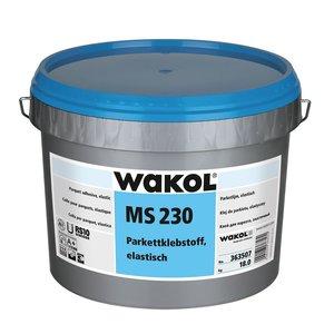 Wakol MS 230 Polymeer Parketlijm inhoud 18kg
