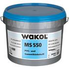 Wakol MS 550 Polymeer PVC- en Rubber Lijm inhoud 7,5kg