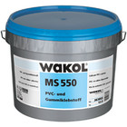 Wakol MS 550 Polymer PVC and Rubber Glue content 7,5kg