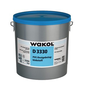 Wakol D3330 Dispersion adhesive for PVC and Floor covering