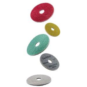 Tisa-Line Twister Diamant Pad Rood