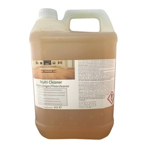 Lecol Eco Multi Cleaner 1 and 5 Ltr ACTION (suitable for all floors)